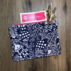 Lilly Pulitzer for Target Bags - Lilly Pulitzer cosmetic bag